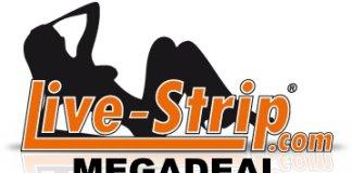 Livestrip Megadeal 60 Minuten
