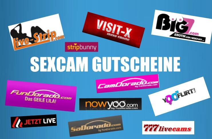 Sexcam Gutscheine ⇒ Livestrip » Visit-X » Big7 ツ